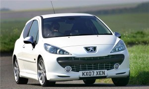 Peugeot starts 2012 with a bang