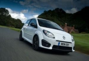 Keith Cronin to drive Renault Twingo
