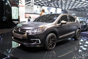 Citroen adds racing expertise to latest DS4 concept car