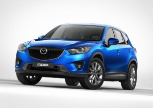 Mazda's Smart City Brake Support standard on new CX-5