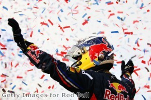 Red Bull racers raring to go