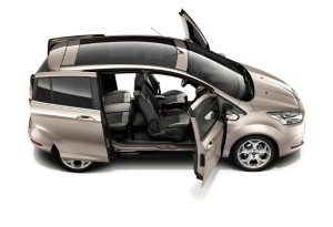 New technology shows Ford B-Max has street smarts