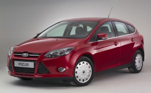 Ford Focus names best company car