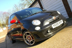 Abarth Fiat 500 shows ability to hold value