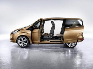 Ford goes social over B-Max release
