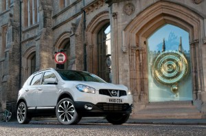 Nissan to build new model in UK