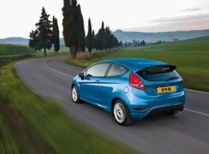 Ford Fiesta Scoops Industry Award