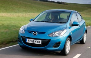 Mazda launches new model for spring