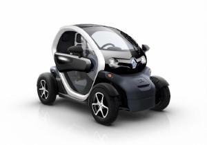 Renault Twizy hits UK showrooms