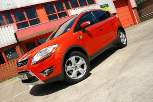 New Ford Kuga draws on global trends
