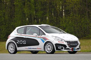 Peugeot to launch new rally 208