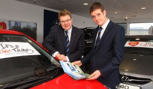 Bristol Street Motors offers work placement to determined job seeker