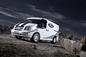 Ford puts new Transit through 'extreme testing'