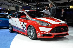 Ford EcoBoost sets 16 new speed records