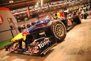 F1 helps to celebrate National Motorsport Week