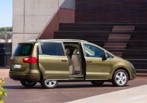 SEAT Alhambra lands MPV award