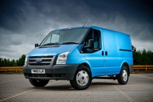 New Ford Transit boasts class-leading load