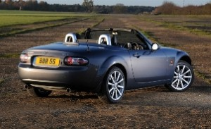 Mazda MX-5 voted most likely to be a classic