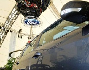Ford develops virtual assembly line