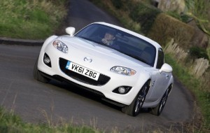 Mazda MX-5 named Britain's most reliable car