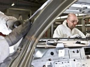 UK car manufacturing soars