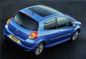 New Renault Clio awarded five-star Euro NCAP rating