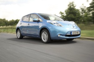 Nissan Leaf owners offered free goodies