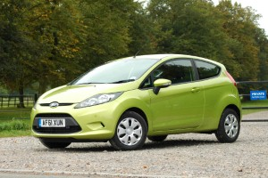 Ford Fiesta ECOnetic prepares for launch