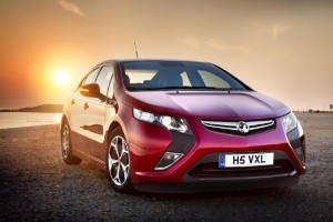 New Vauxhall Ampera hints at the future of motoring