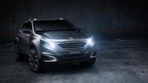 Peugeot reveals new cars ahead of Paris Motor Show