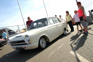 Ford brings the classic Cortina into the 21st century