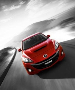 Mazda 3 MPS to receive eye-catching makeover