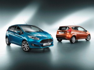 Ford Fiesta receives striking facelift for 2013