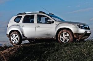 Dacia Duster achieves triple haul at Scottish Car of the Year ceremony