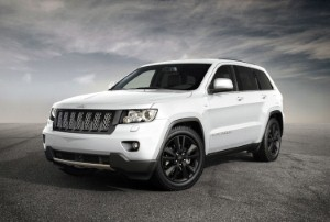 Jeep Grand Cherokee given a sporty makeover