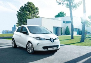 Striking a revolution with the Renault ZOE
