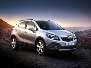 Introducing the plush and roomy Vauxhall Mokka