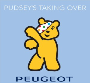 Peugeot to help celebrate Children In Need