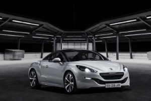 New and improved Peugeot RCZ revealed