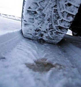 Be prepared for the chill with a set of winter tyres