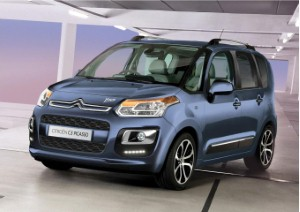 Changing the Citroen C3 Picasso for the better