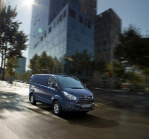 Ford Transit Custom steals the show at 2013 What Van? Awards