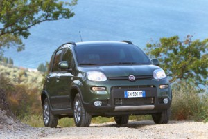Fiat Panda 4x4 named Top Gear's SUV of the Year