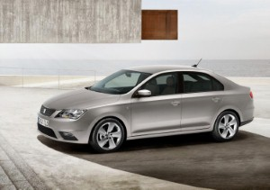 Going back to basics with the 2012 SEAT Toledo
