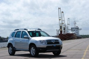 More high honours for the Dacia Duster