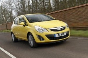 Vauxhall Corsa named Training Car of the Year