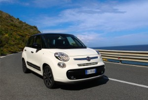 Prices and specifications of the 2013 Fiat 500L announced