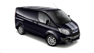 Ford Transit and Tourneo Custom vans set world first