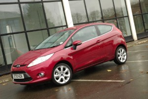 Ford Fiesta named Used Car of the Year