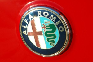 Alfa Romeo teases a new car launch for 2013